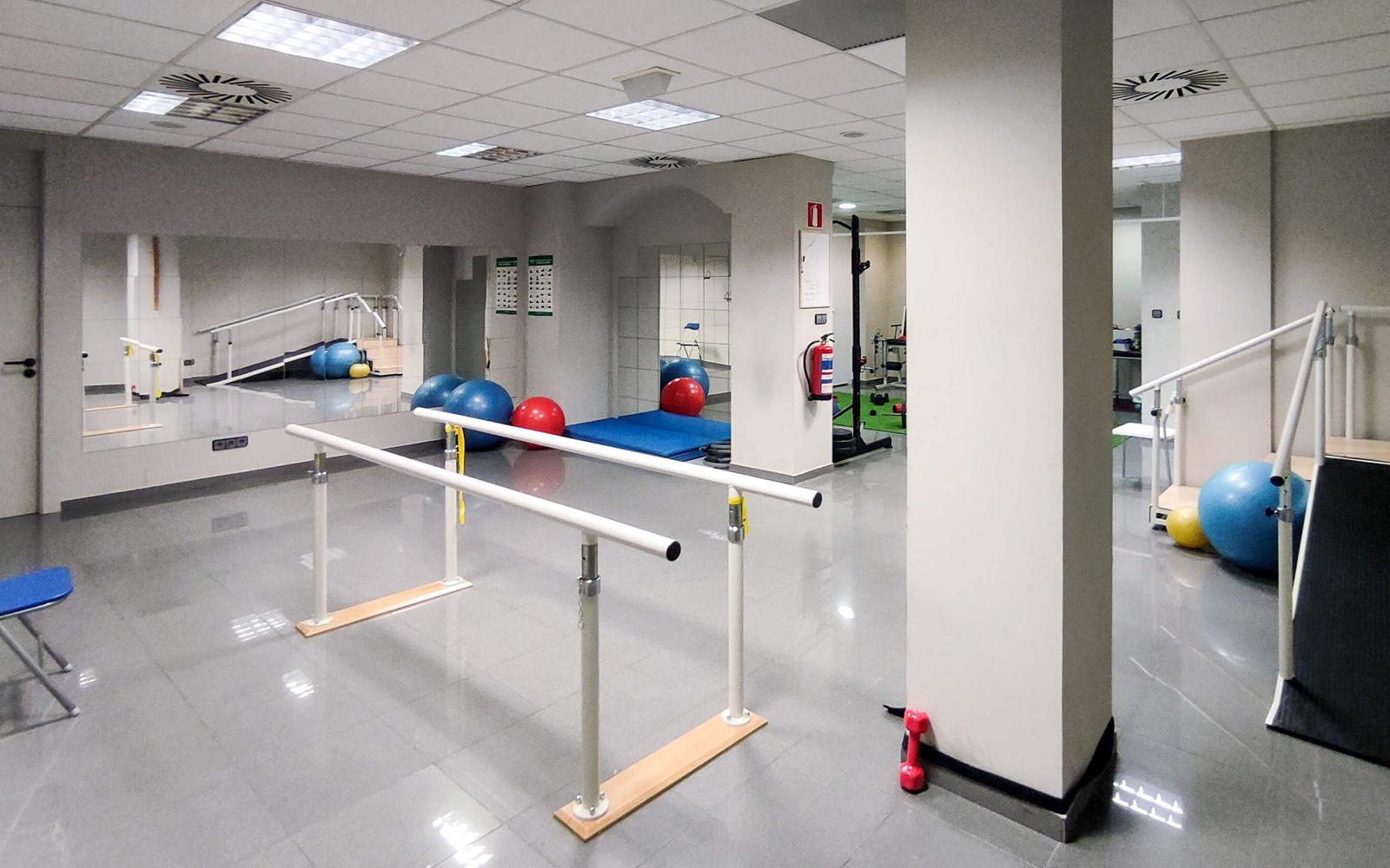 Centro de fisioterapia y rehabilitación en Barakaldo