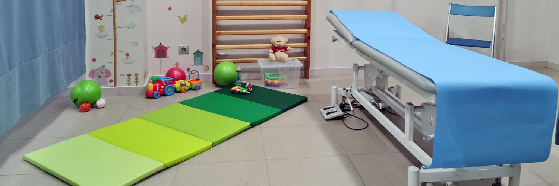 Centro de fisioterapia y rehabilitación en Uhagón Bilbao pediatría