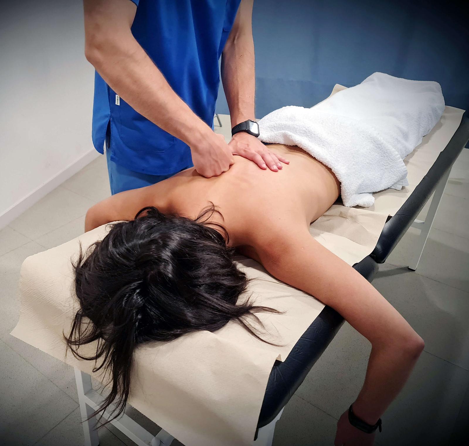 Fisioterapia lumbar dorsal
