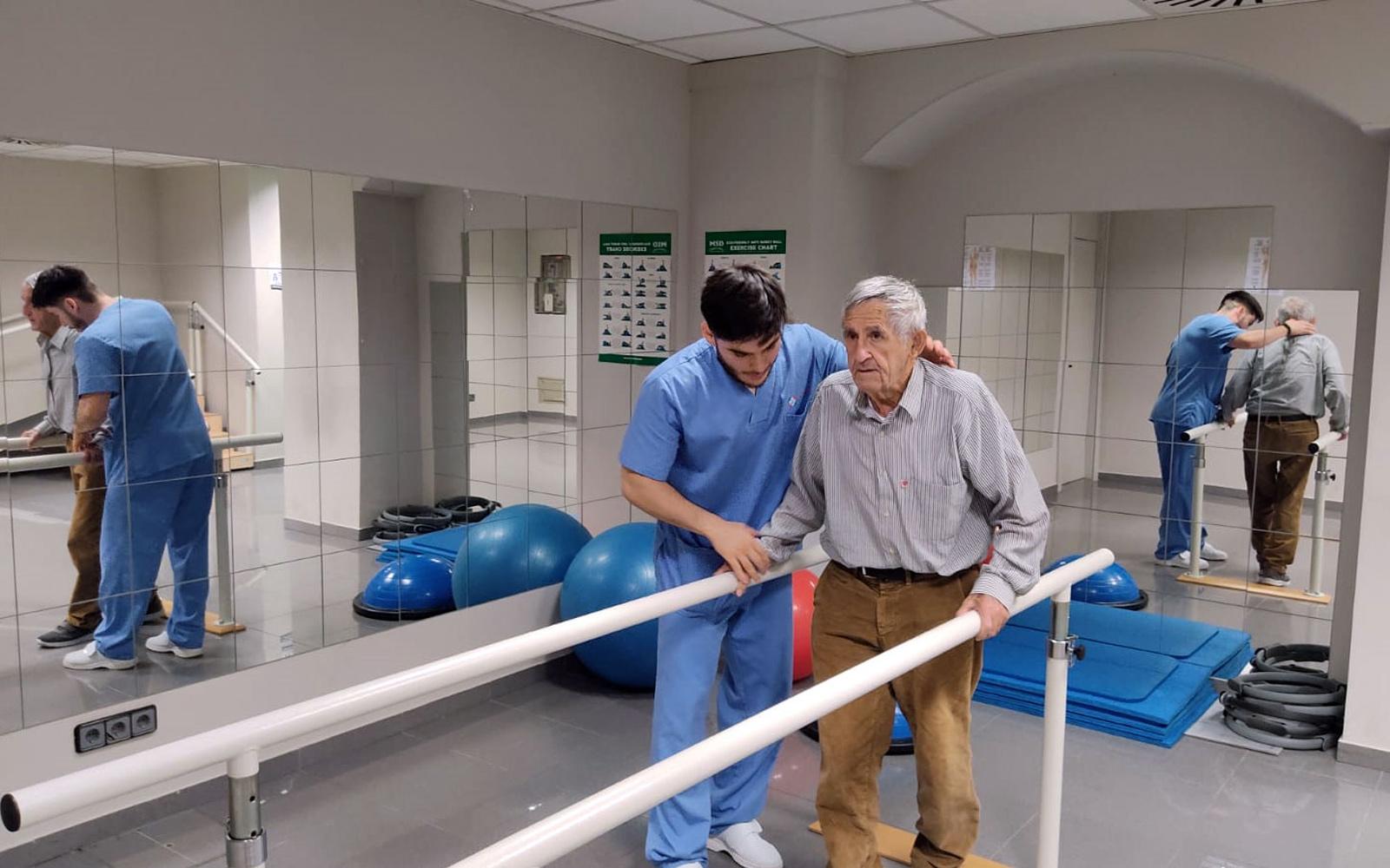 Fisioterapia y rehabilitación neurológica Bilbao