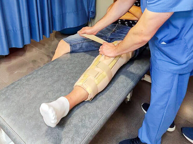 Fisioterapia y rehabilitación traumatológica