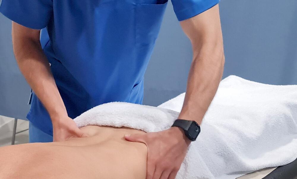 Fisioterapia y rehabilitación de lesiones derivadas de accidentes de tráfico