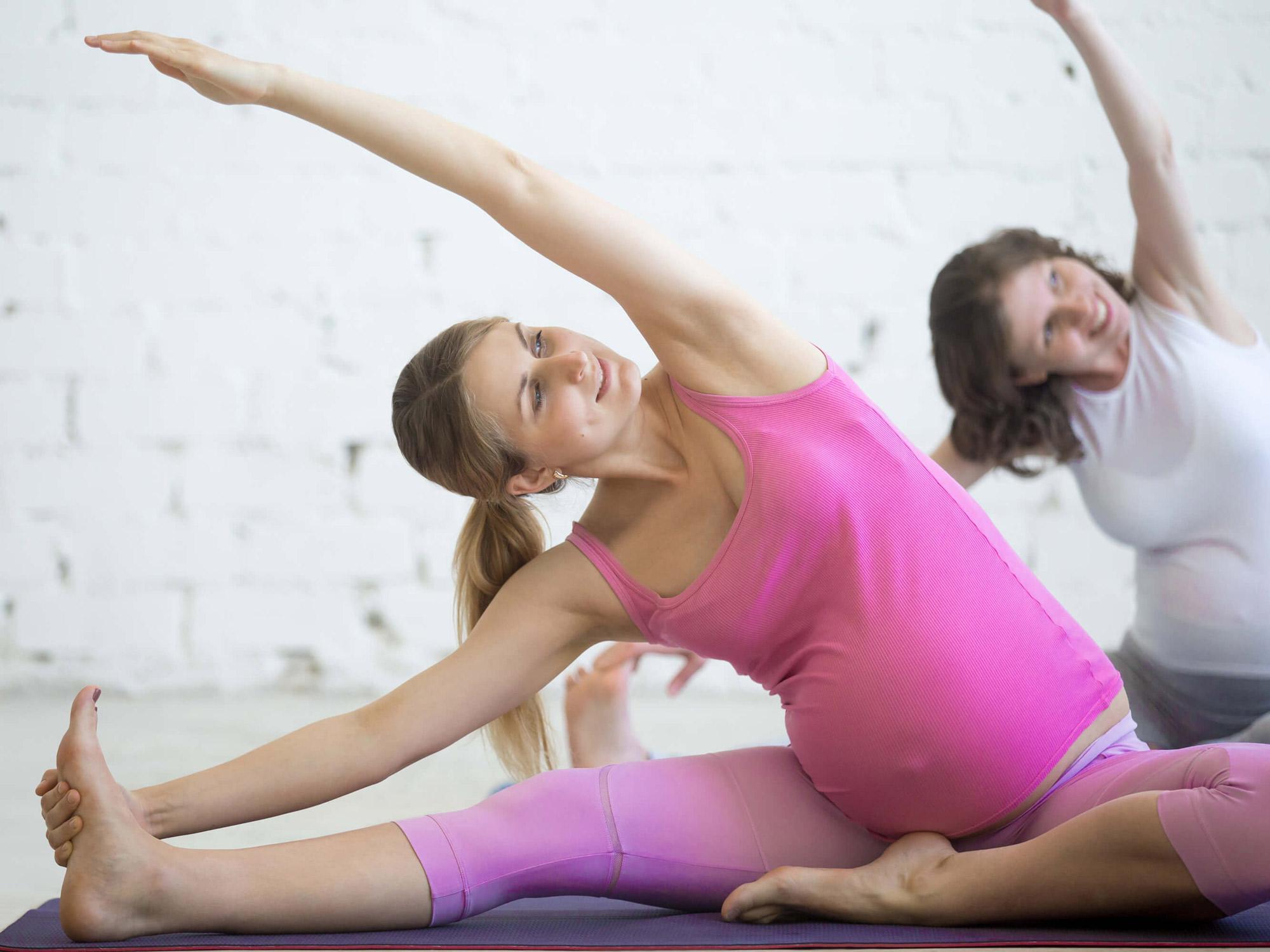 Puedo ir al fisioterapeuta estando embarazada